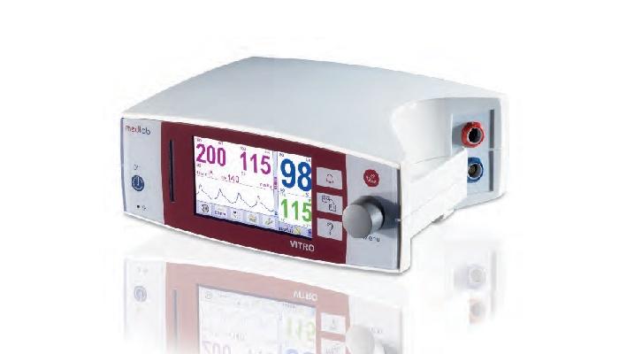 MedLab VITRO Vital Signs Monitor for SpO2 and NIBP
